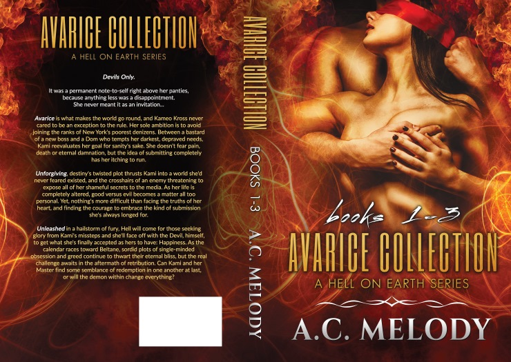 Avarice Collection Paperback