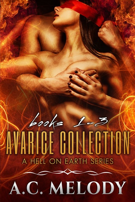 Avarice Collection cover